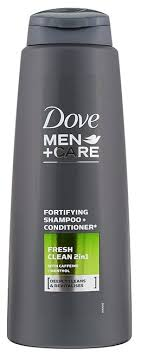Dove <b>шампунь</b>-<b>кондиционер</b> Men+Care <b>укрепляющий</b> Свежесть ...