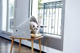 meyou cat furniture by guillaume gadenne and aude sanchez chic cat furniture