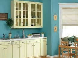blue kitchen cabinets small painting color ideas: top painted kitchen cabinets colors ideas