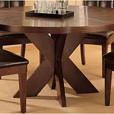 round dining table base:  round x base dining table