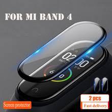<b>Защитная пленка для</b> XiaoMi mi Band 5 4 NFC напульсник пленка ...