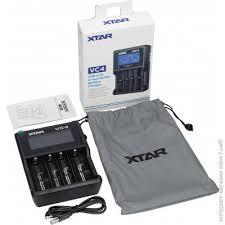 XTAR VC4 - купить <b>зарядное устройство XTAR VC4</b> в Украине ...