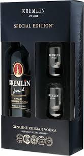 Водка KREMLIN AWARD Grand Premium Vodka (gift <b>box</b>) 0.7 л ...