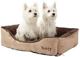 Deluxe Soft Washable Dog Pet <b>Warm Basket</b> Bed Cushion with ...