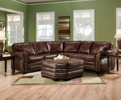 room awesome rustic leather furniture