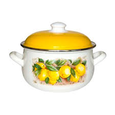 <b>Кастрюля</b> Interos Лимоны 15842/<b>2.1</b>, <b>2.1 л</b> в Калуге – купить по ...