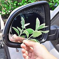 2Pcs Car Rearview Mirror Waterproof and Anti-Fog ... - Amazon.com