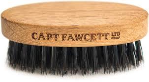 <b>Щетка для бороды</b> Captain Fawcett <b>Wild</b> Boar Bristle Brush (CF ...