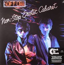 <b>SOFT CELL Non Stop</b> Erotic Cabaret vinyl at Juno Records.