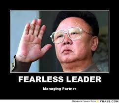 Kim Jong Il - Fearless Leader Meme Generator - Captionator Caption ... via Relatably.com
