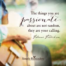 your calling by fabienne fredrickson article by becky vollmer