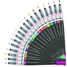 <b>Кисть с краской Pentel</b> Colour Brush XGFL - 563 руб.
