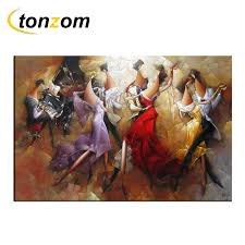 <b>RIHE Music Ball Diy</b> Painting By Numbers Piano Oil Painting ...