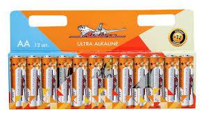 """<b>Батарейки</b> """"<b>Airline</b>"""", LR6/<b>AA</b>, щелочные, 12 шт — купить в ..."""