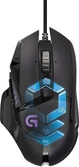 <b>Logitech G502</b> Gaming Mouse <b>Proteus Spectrum</b> RGB Tuneable ...