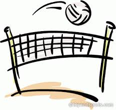 Image result for animated volleyball clipart