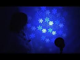 """Новогодний <b>LED</b>-проектор ЭРА """"<b>Снежинки</b>"""" - YouTube"""