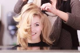 At <b>the hairdresser</b>: ESL/EFL Lesson Plan and Worksheet
