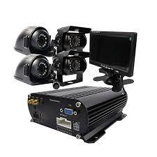 JOINLGO 4 Channel <b>GPS 4G</b> 1080P <b>AHD 2TB</b> HDD Mobile Vehicle ...