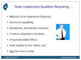 lawson projects what is pm leadership qualities of optimist capability perception creativeness ethics loyalty single