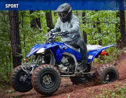 Yamaha <b>ATVs</b>