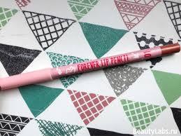 Устойчивый <b>гелевый карандаш для губ</b> Beauty Bomb BFF 01 ...