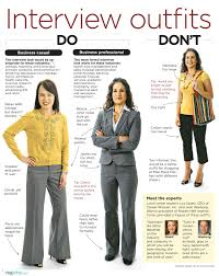 what you need to know about business casual and business how to dress for a job interview style