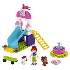 <b>Конструктор Lego Friends Игровая</b> площадка для щенков 41396 ...