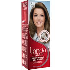 <b>Londa Крем</b>-<b>краска для волос</b> стойкая, 8/13 средне-русый ...