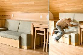 studio apartment furniture. Brilliant Garage Apartment Maximizes Space With Custom MultiFunctional Furniture Laurelhurst StudioPATH Architecture U2013 Inhabitat Green Design Studio O