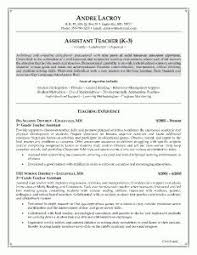 teaching assistant cover letter example   cover letter examples    teacher    s assistant resume example   page