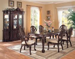 4 Piece Dining Room Sets Coaster Furniture Tabitha Dark Cherry 7 Piece Dining Settable 4
