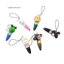 <b>30 Pcs</b>/<b>lot</b> Mini Cute <b>Cartoon</b> Animal Wooden Pendant <b>Ball Point</b> ...