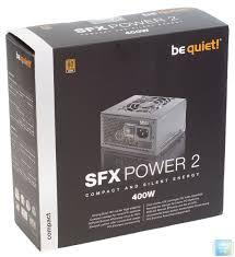 Обзор и тест компактного <b>блока питания</b> be quiet! SFX Power 2 ...