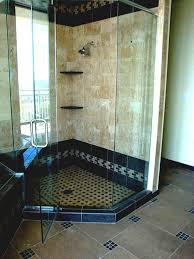 ideas small bathrooms shower sweet:  small bathroom tile ideas tiles idea basement shower for space remodel corner bath