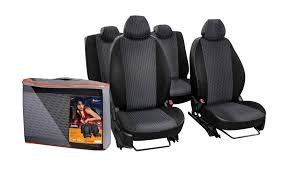 "<b>Чехлы</b> автомобильные для Nissan X-Trail (2015-) ""Лима"", 14 ..."