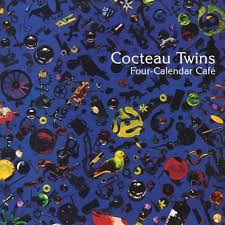 <b>Cocteau Twins</b> - <b>Four</b> Calendar Cafe - LP – Rough Trade