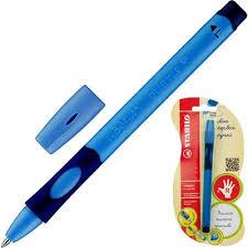 <b>Ручка шариковая STABILO</b> LeftRight д/правш. 6328 0,3мм синий ...