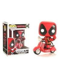 <b>Deadpool Pop</b>! Rides Figure