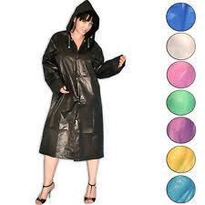 Плащ блестящий <b>ПВХ</b> пальто, куртки и жилеты для женский | eBay