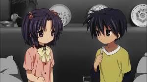 Resultado de imagen de clannad after story tomoya and kotomi