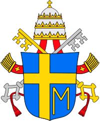 Kuvahaun tulos haulle Paavi Johannes Paavali