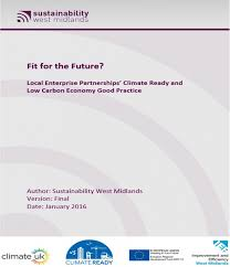 fit for the future local enterprise partnerships climate ready date of the report