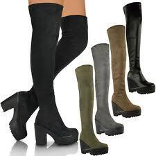 <b>Sexy High Heel</b> Boots in <b>Women's</b> Heels for sale | eBay