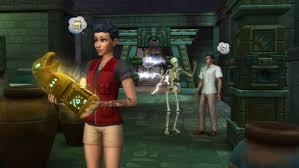 Обзор <b>игрового набора</b> «The Sims 4: Приключения в джунглях»