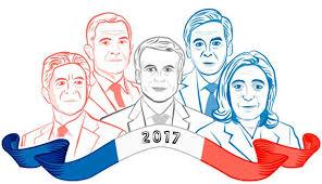 Resultado de imagen de Marine Le Pen y Emmanuel Macron se disputarán la presidencia francesa en la segunda vuelta