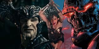 <b>Justice League</b>: <b>Wonder Woman</b> Originally Killed Steppenwolf