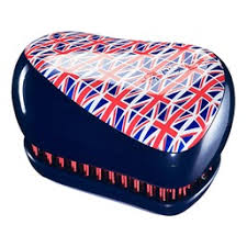 Tangle Teezer <b>Расческа Compact Styler Cool</b> Britannia по цене от ...