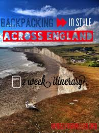england style steps: backpacking in style across england photo  backpacking in style across england