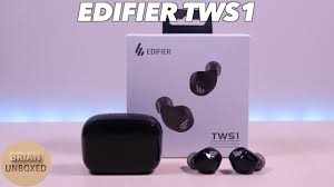 <b>Edifier TWS1</b> Earbuds - Full Review & Microphone Sample - YouTube
